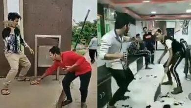 Photo of #MereKhwabonMeinJoAaye challenge leaves internet in splits