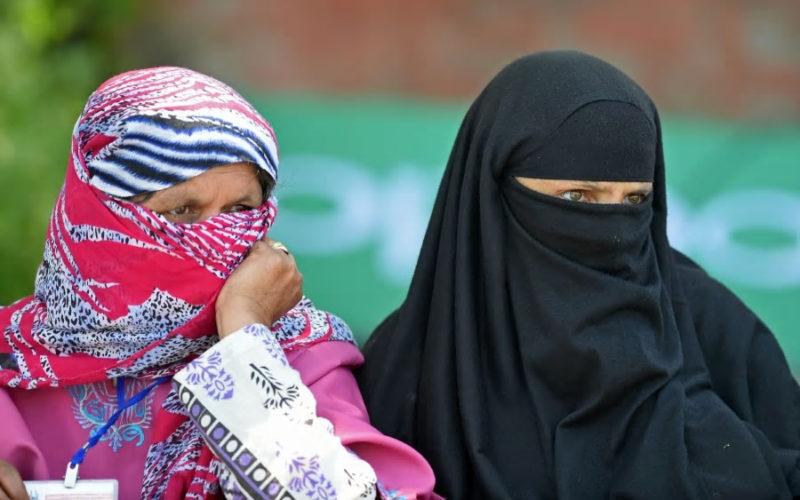 Wife celebrates anti-triple talaq bill