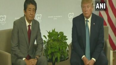 Photo of Trump terms S Korea-US joint military exercise 'unnecessary'