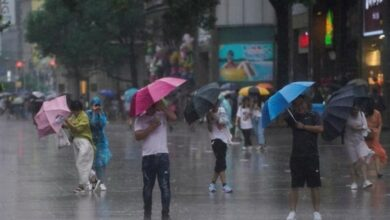 Photo of Typhoon Lekima affects more than 6 million people in China