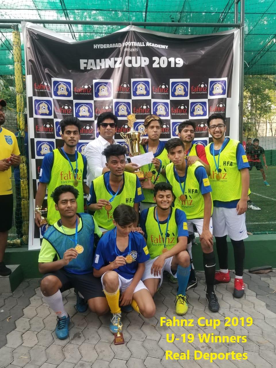 Winner Fahnz