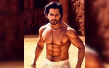 Varun Dhawan gives sneak peek into his 'Coolie' look