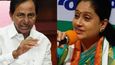Photo of Vijayashanthi gives terse reply to Talasani remark