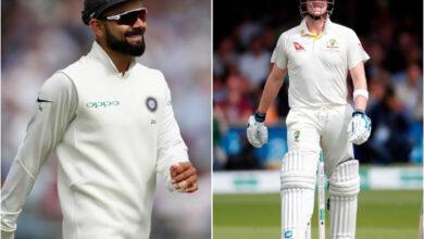 Photo of ICC Test rankings: Kohli retains top spot, Smith moves to second