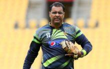 Former captain Waqar Younis applies for Pak bowling coach's job