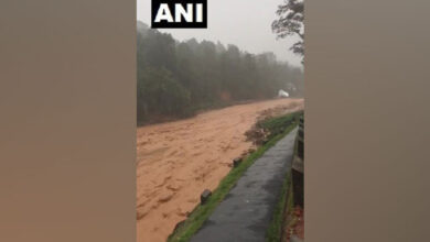 Photo of Wayanad: Two dead due landslides after heavy rain