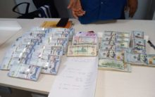 Man arrested with Rs. 2.93 cr worth foreign currency