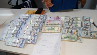 Photo of Man arrested with Rs. 2.93 cr worth foreign currency