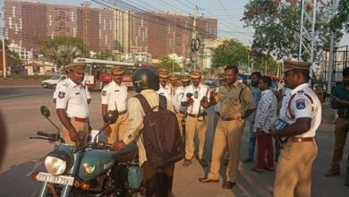 Photo of City police suspend 62 licenses in 'drunk driving' cases