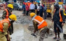 Road works to be completed today: Mayor