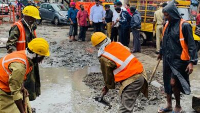 Photo of Road works to be completed today: Mayor