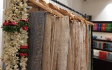 Saman presents Chikankari exhibition in the city