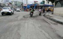 Patchwork on potholes will get washed away again