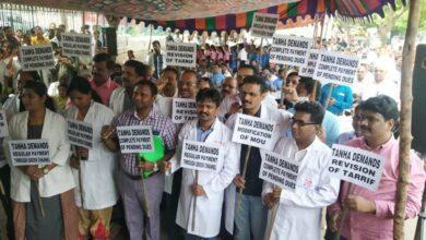 Photo of Pvt hospitals suspend Arogyasri services