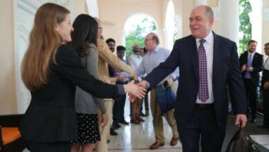 Photo of U.S. Consul Joel Reifman assumes post in Hyderabad