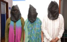 Hyderabad: 3 arrested for killing head of family
