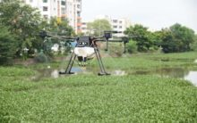 Hyderabad: Drones to the rescue of Gurunadham Lake