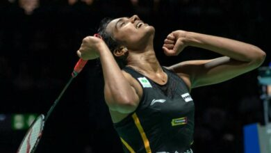 Photo of PV Sindhu creates history