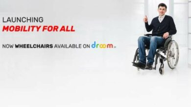 Photo of Droom launches electric wheelchairs