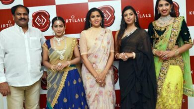 Kirtilals celebrates 80 years of timeless beauty in Hyderabad