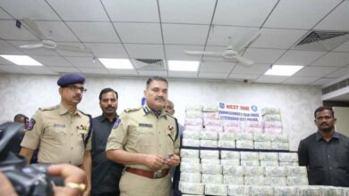 Hawala racket busted, Rs 5 crore cash seized by Hyderabad Cops