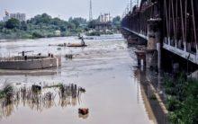 Delhi: Water level in Yamuna recedes below 'danger mark'