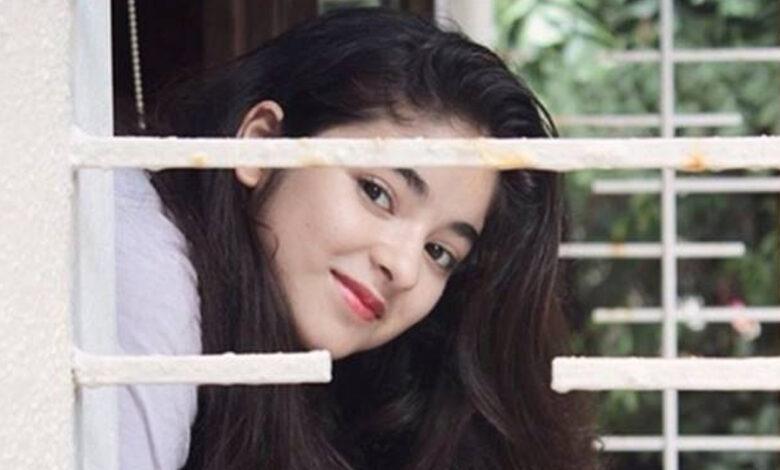 Zaira's pic with Priyanka invites criticism