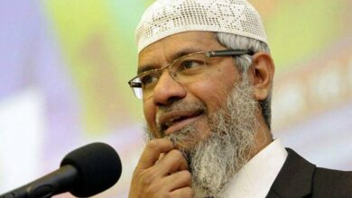 Photo of Fresh non-bailable warrant against Zakir Naik