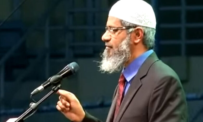 Most of 127 IS suspected held inspired by Zakir Naik: NIA