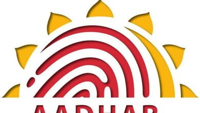 Photo of Election Commission proposes to link Aadhar Card with Voter IDs