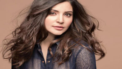 Photo of Anushka Sharma goes spunky in black for latest magazine cover