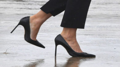 Photo of 'Big-toe' heels are the latest footwear trend