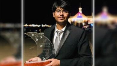 Photo of Indian-Australian entrepreneur Aamir Qutub wins esteemed award