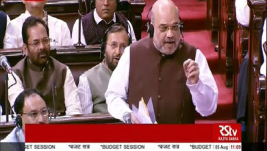 Photo of A historical wrong has been undone today: Jaitley on Article 370