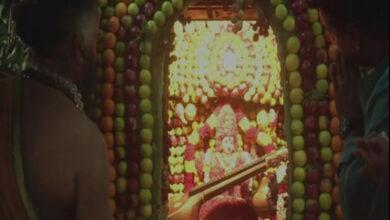 Photo of Tamil Nadu: 2000 kilogram of fruits offered to Goddess
