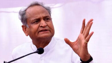 Photo of Atmosphere of fear should end in country: Gehlot