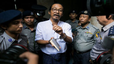 Photo of Myanmar filmmaker jailed for one year after criticising military