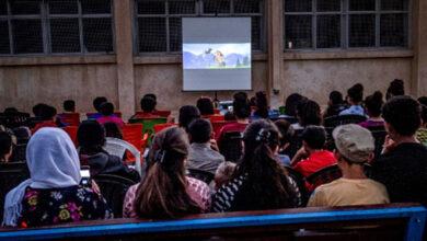 Photo of Syria: Mobile cinema brings movie magic to Kurd children