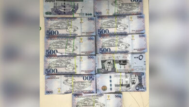 Photo of Hyderabad Airport: Attempt to smuggle foreign currency, 2 held