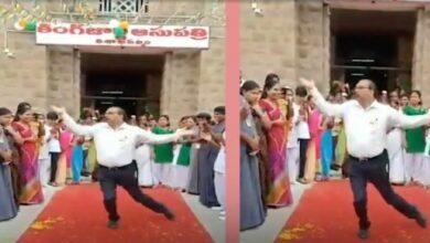 Photo of Telangana: Meet the 'dancing' Doctor