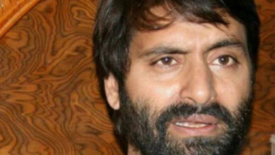 Photo of Yasin Malik's condition normal: Tihar Jail
