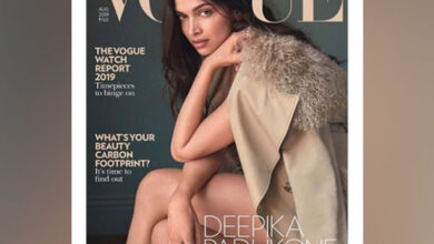 Photo of Deepika flaunts her 'unfiltered' side on latest mag cover