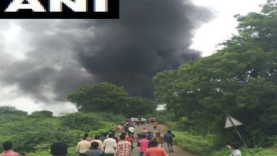 Photo of Maha: 12 dead, 58 injured in explosion in Dhule chemical factory