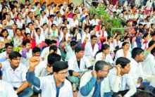 Healthcare services paralyzed as doctors went to strike