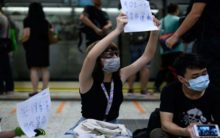 Hong Kong students to boycott new term as protests continue