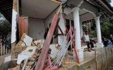 4 killed, 200 houses damaged in Indonesia strong quake