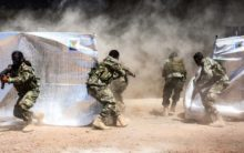 30 killed in Syria clashes between Kurds, pro-Turkey forces