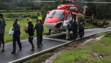 Photo of Indian Airforce launches operation in flood-affected areas