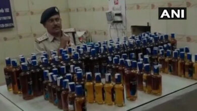 Photo of UP: Liquor worth Rs 30,000 seized at Ghaziabad railway station
