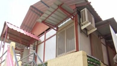 Photo of Hyderabad couple uses recycled plastic for constructing houses